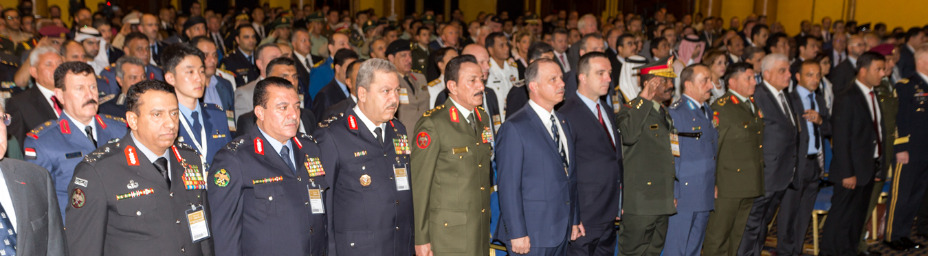 9th Middle East Special Operations Commanders Conference (MESOC 2018)